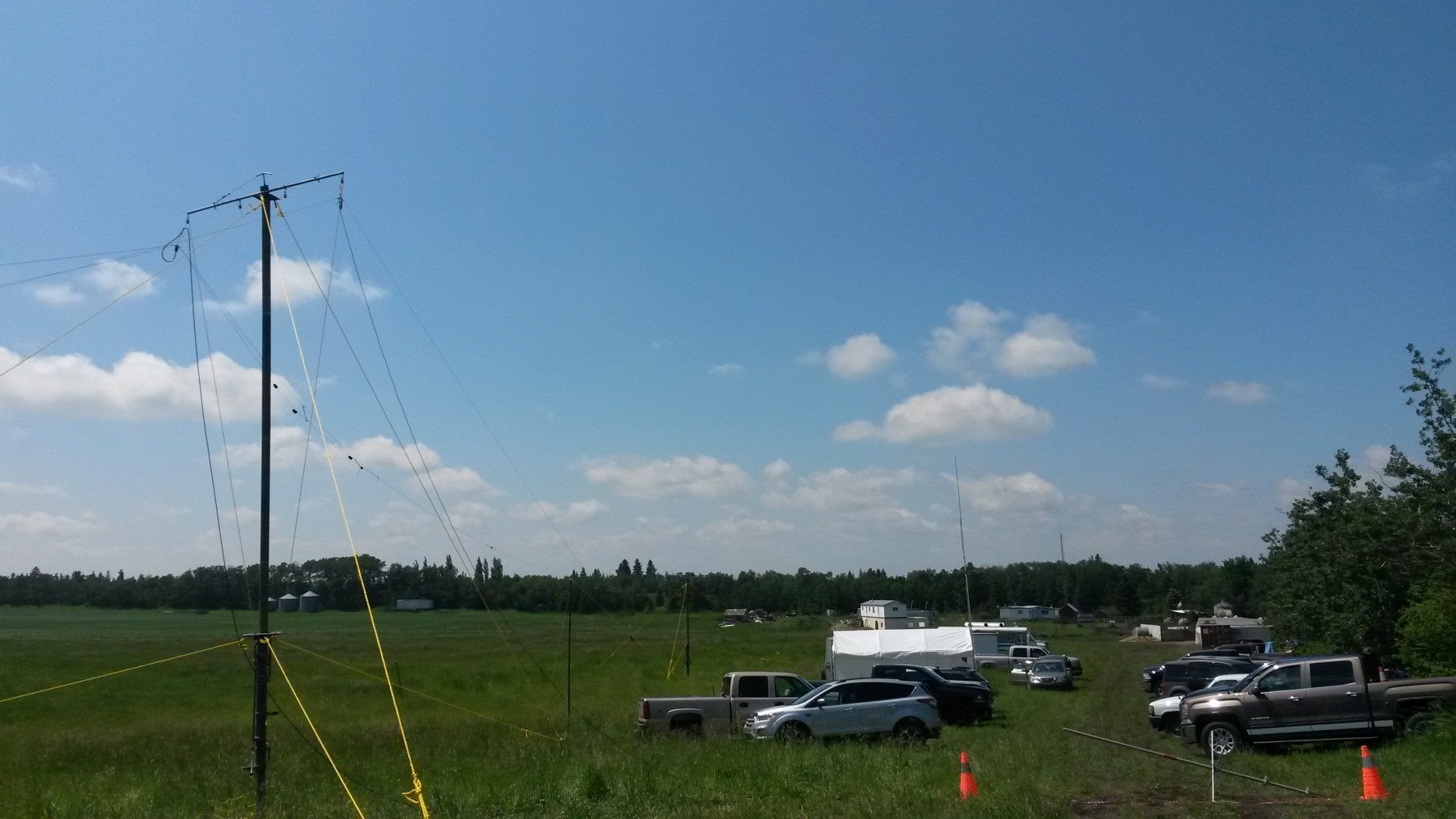 40 meter and all band dipoles from Bob VE6BLD