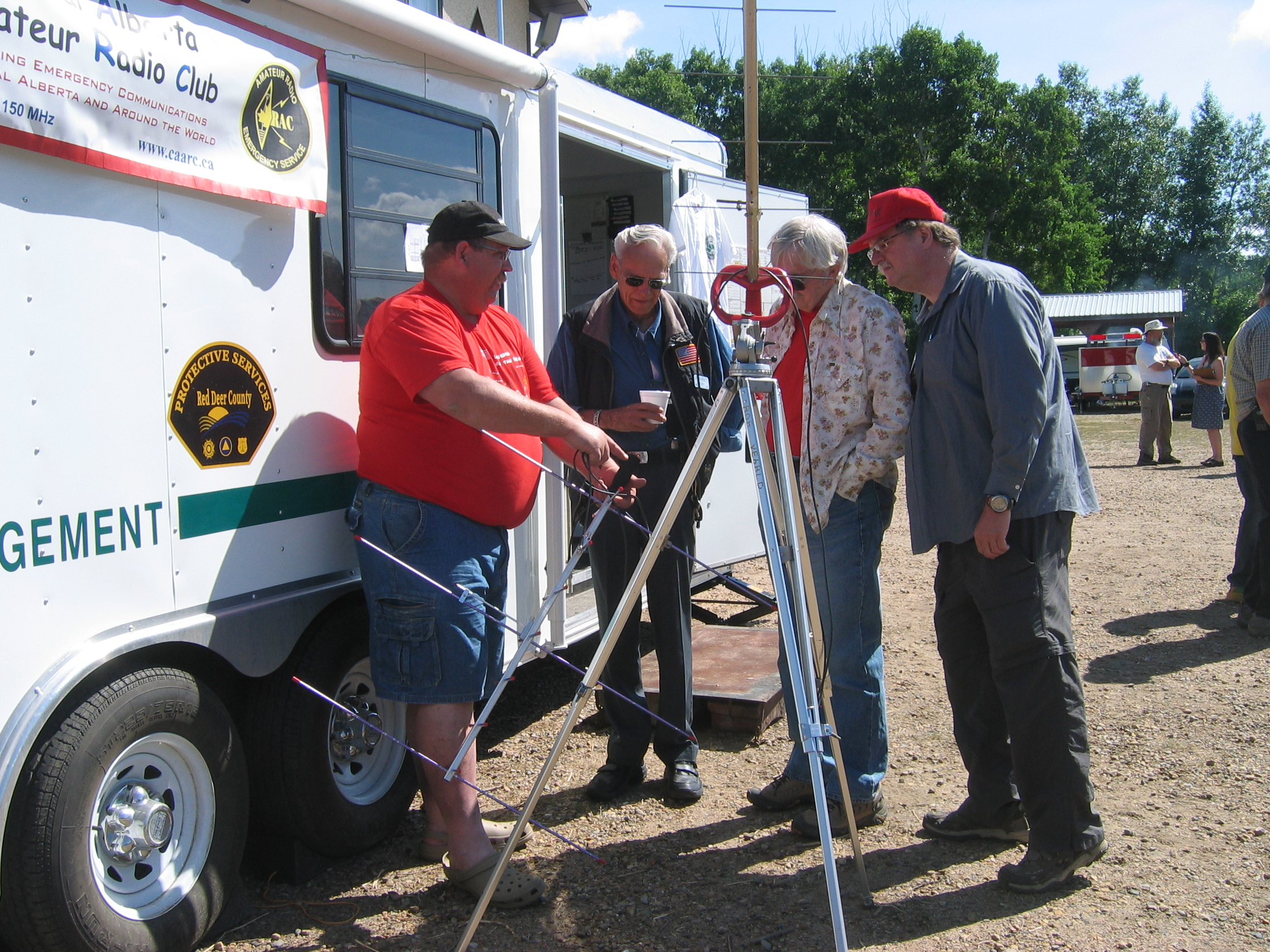 ... Amateur Radio License. Industry Canada sets the licensing requirements ...