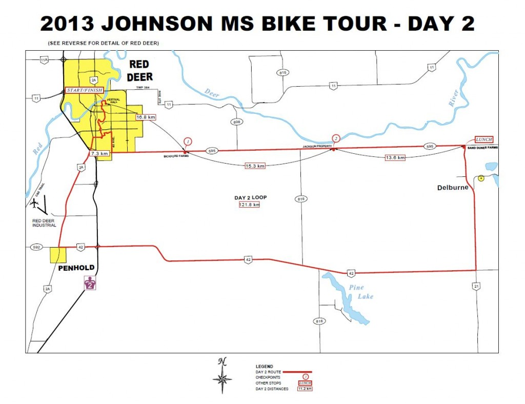 MS Tour 2013 Day 2